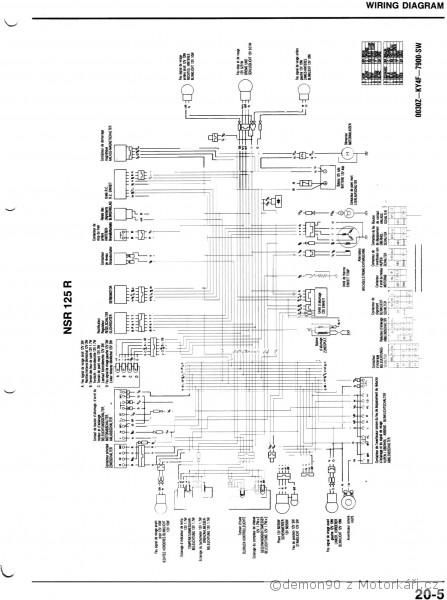 honda nsr 125 r wiring diagram somurich com nsr sp honda nsr 125 r wiring diagram schematics and wiring diagrams 600
