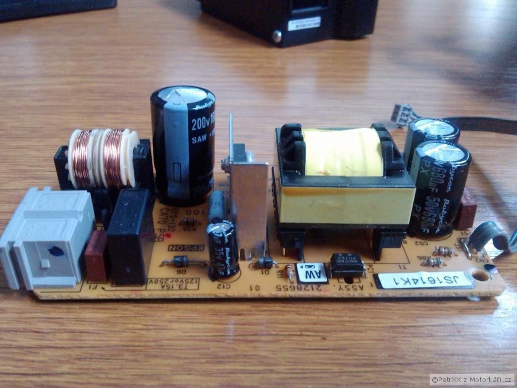 Největší kondenzátor na světě