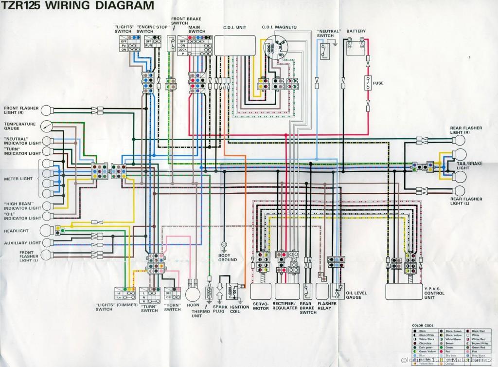 2002 yamaha zuma wiring diagram tzr tdr dt 125 :: motorkářské fórum | motorkáři.cz #13