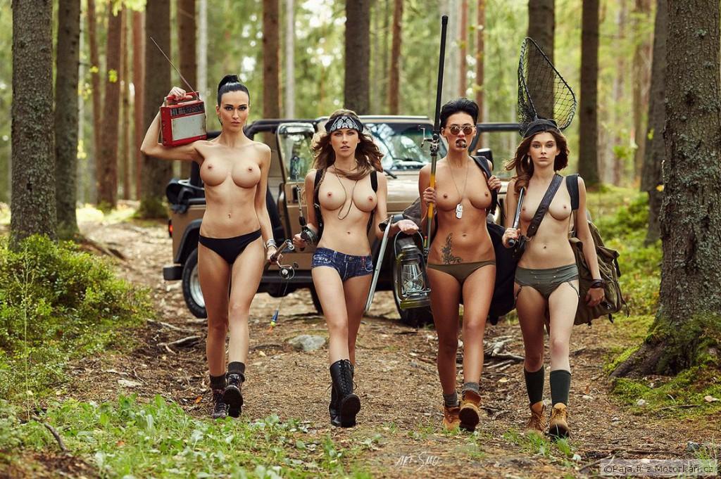 рыбалка равно голые девушки видео бесплатно