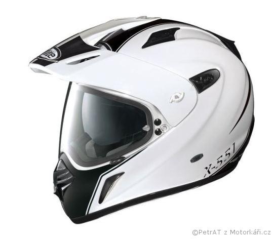 Enduro přilba X-lite x-551    Motorkářské fórum  29c4af5789