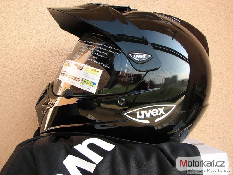 Helma Uvex Enduro -  PLEXI !    Motorkářské fórum  111b55af25