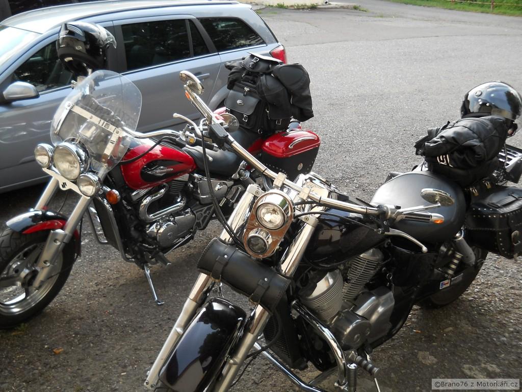 suzuki VZ 800 Marauder :: Motorkářské fórum | Motorkáři.cz