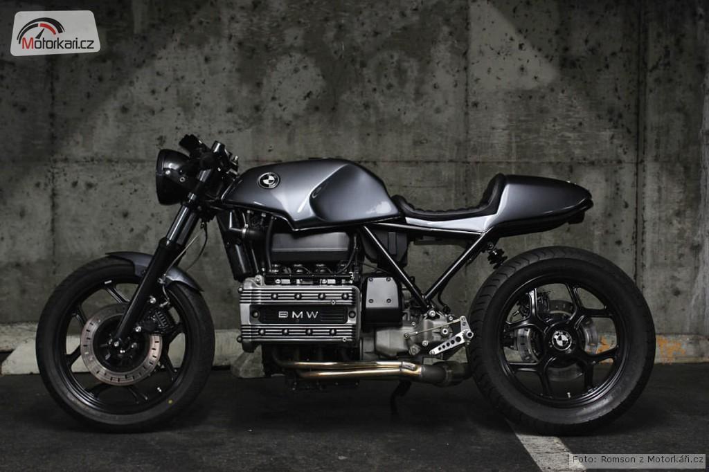 Cafe Racer Bmw K100 Motorkářské Fórum Motorkářicz